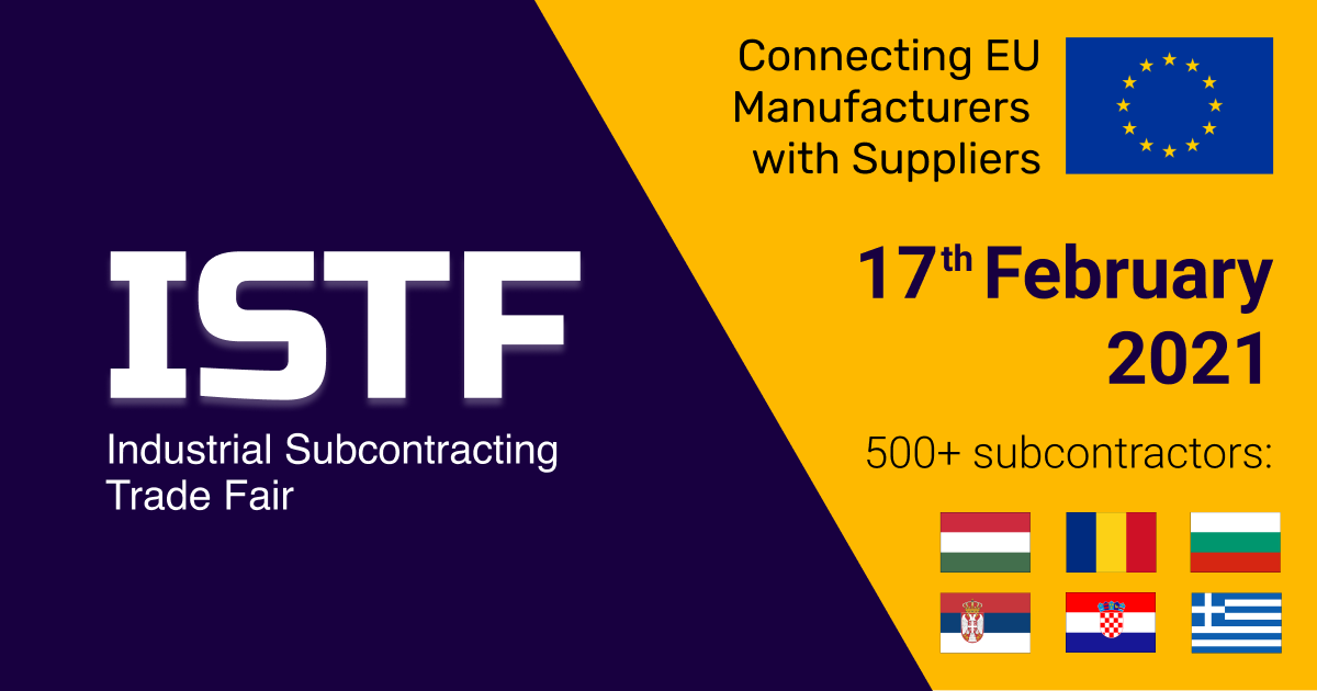 ISTF - Industrial Subcontracting Trade Fair