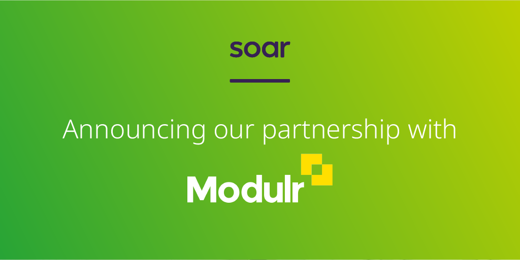 Announcing our partnership with Modulr
