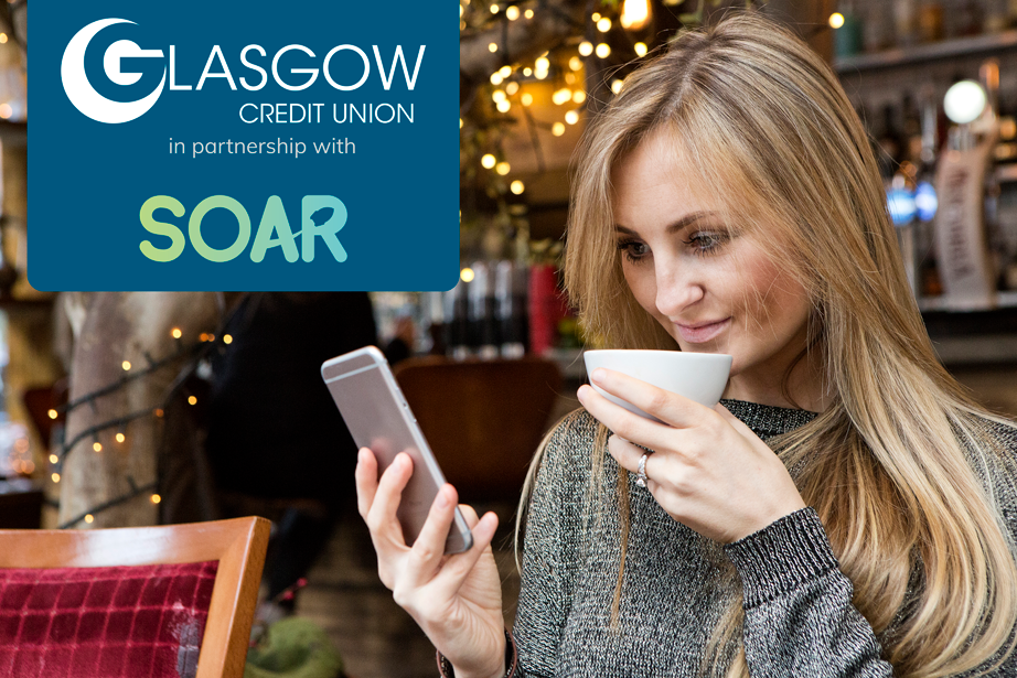 Glasgow Credit Union chooses Soar