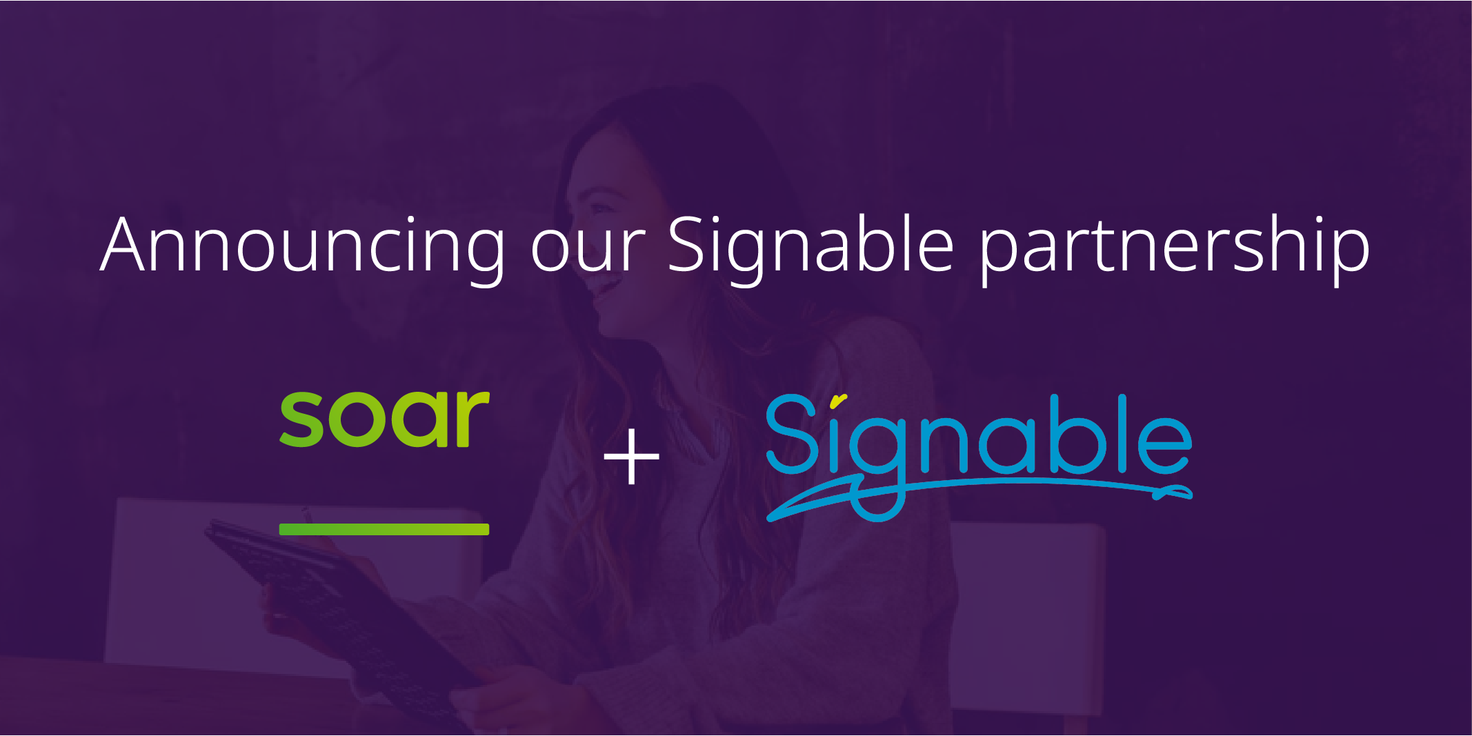 Soar Partners with Signable