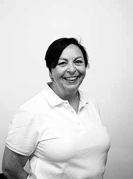 Laura Benson - Clayray  Receptionist