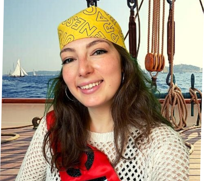 Pirate Tamara