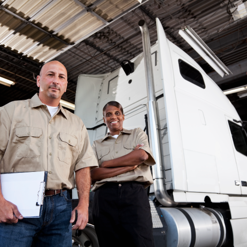 insured truckers happy top-rated insurance carriers