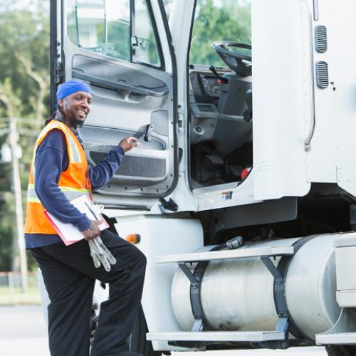 frieght dispatch services trucker insured