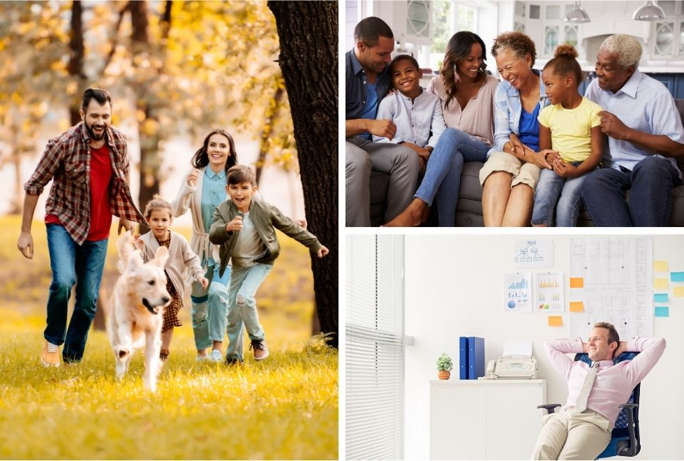 Financial planning for families and individuals