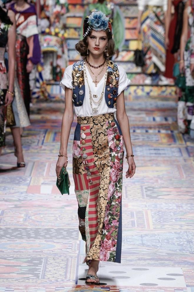 For Dolce & Gabbana