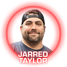 Jarred Taylor