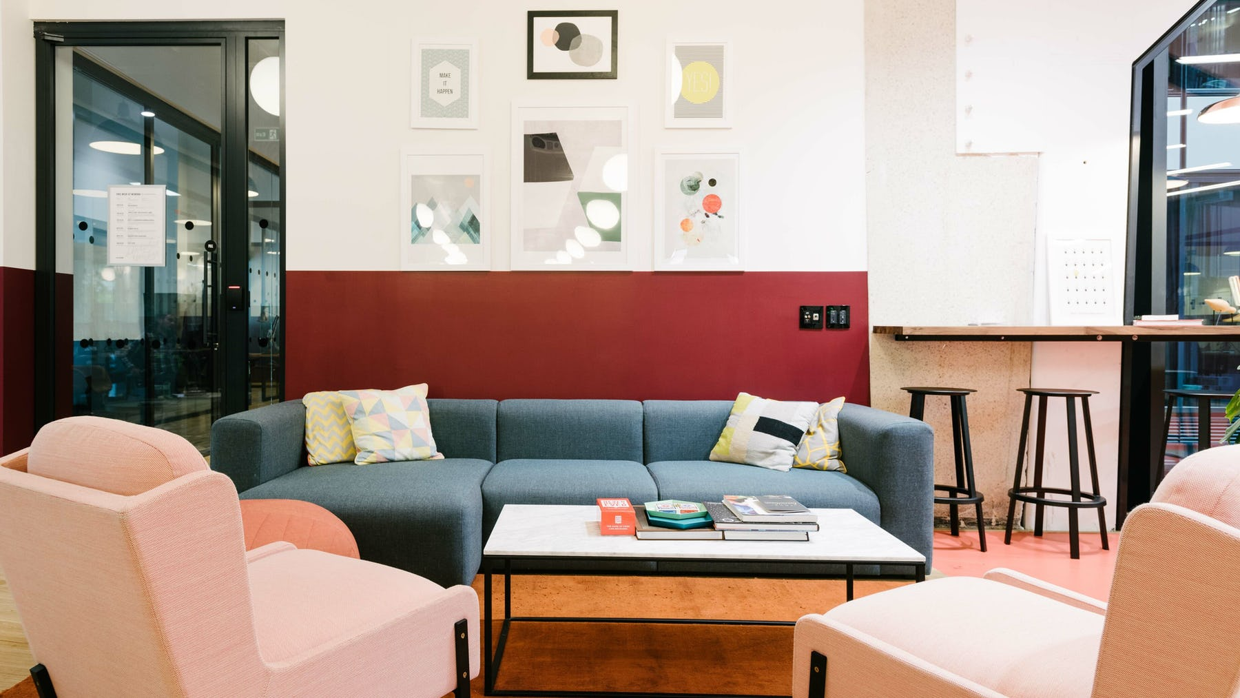 WeWork - Southbank Central - 30 Stamford Street