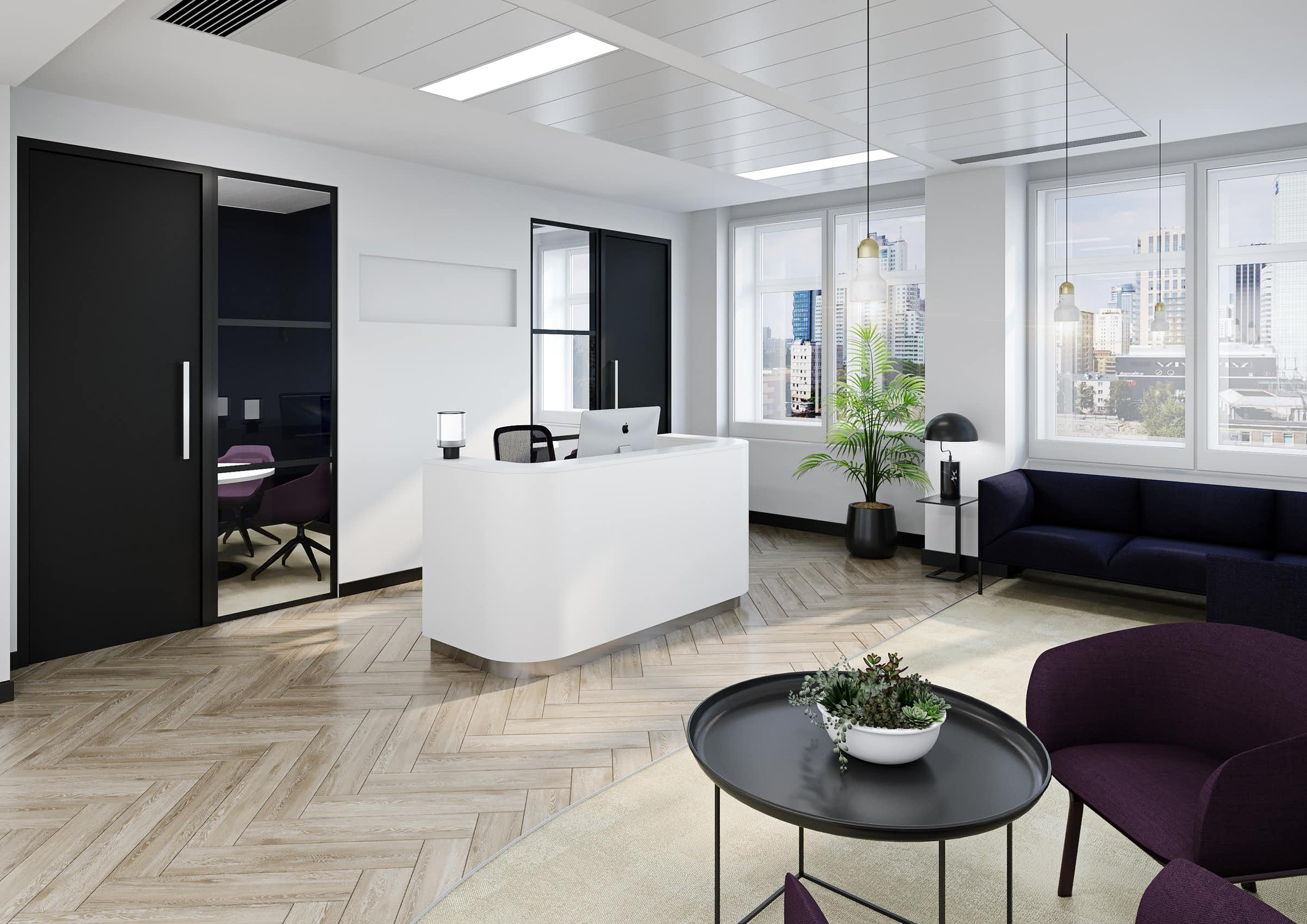 Yours by Work.Life - 33 Cavendish Square
