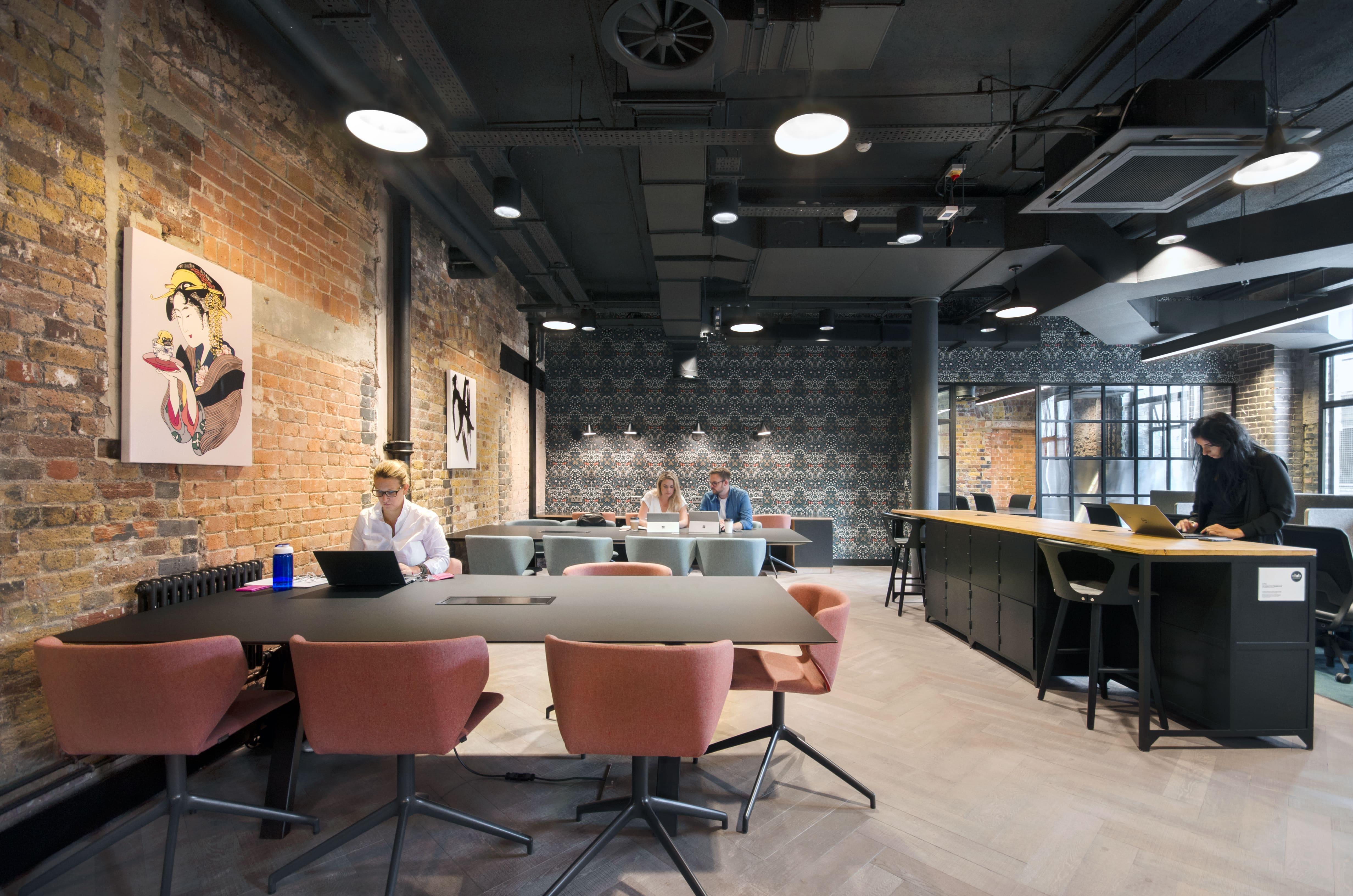 Workspace - China Works