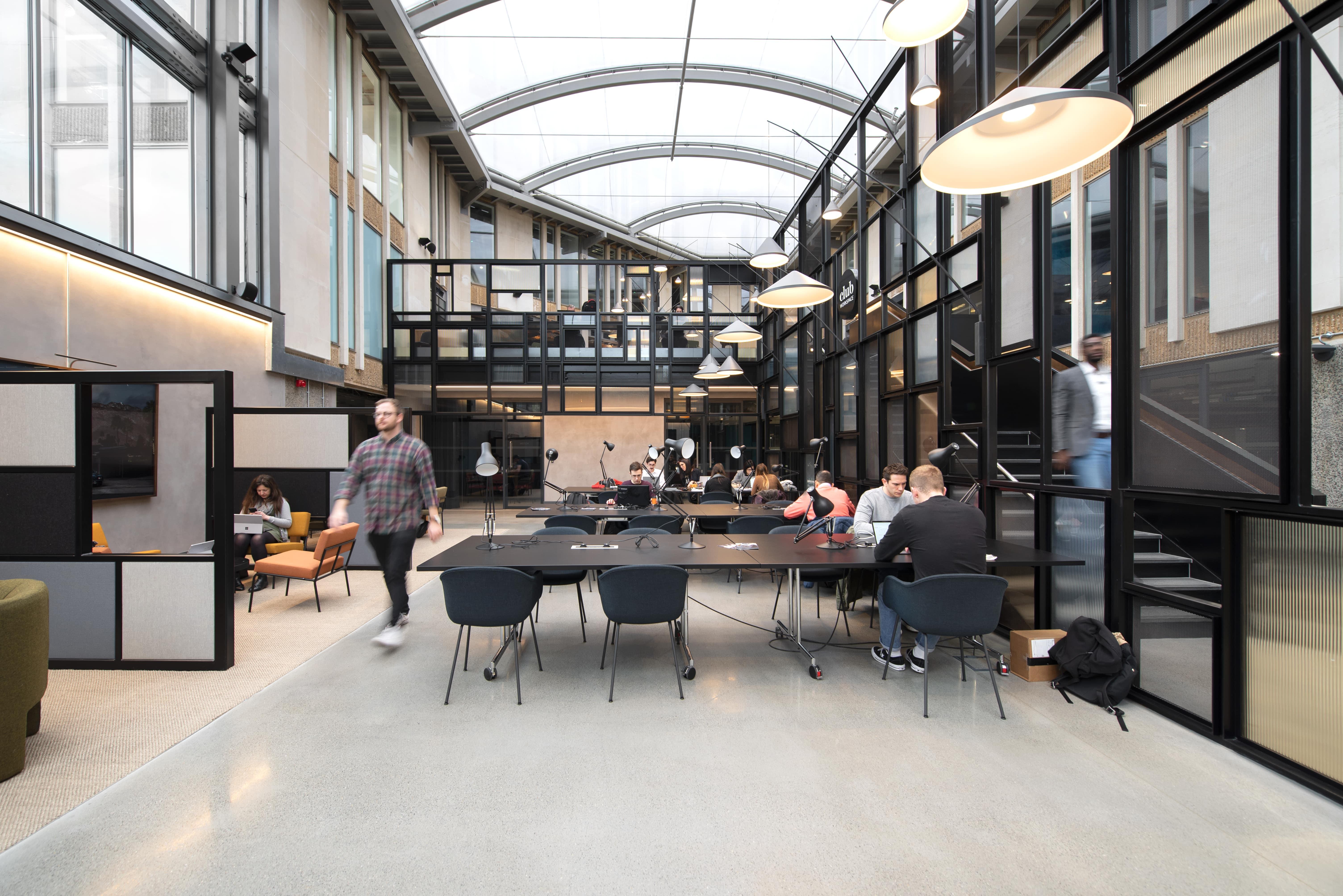 Workspace - Edinburgh House