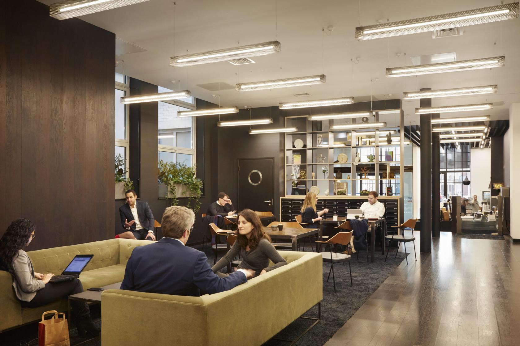 Workspace - Fleet Street