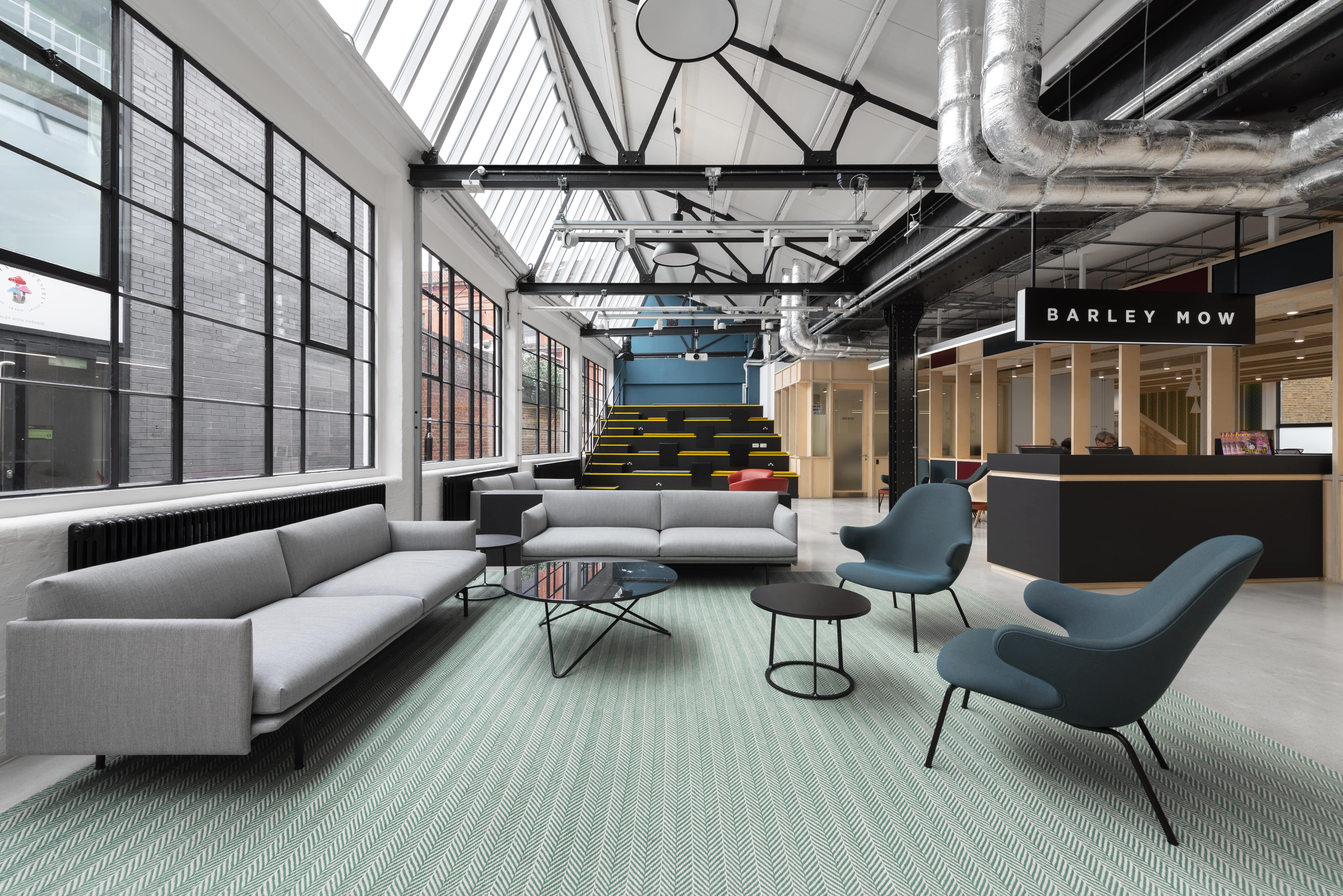 Workspace - Barley Mow Centre