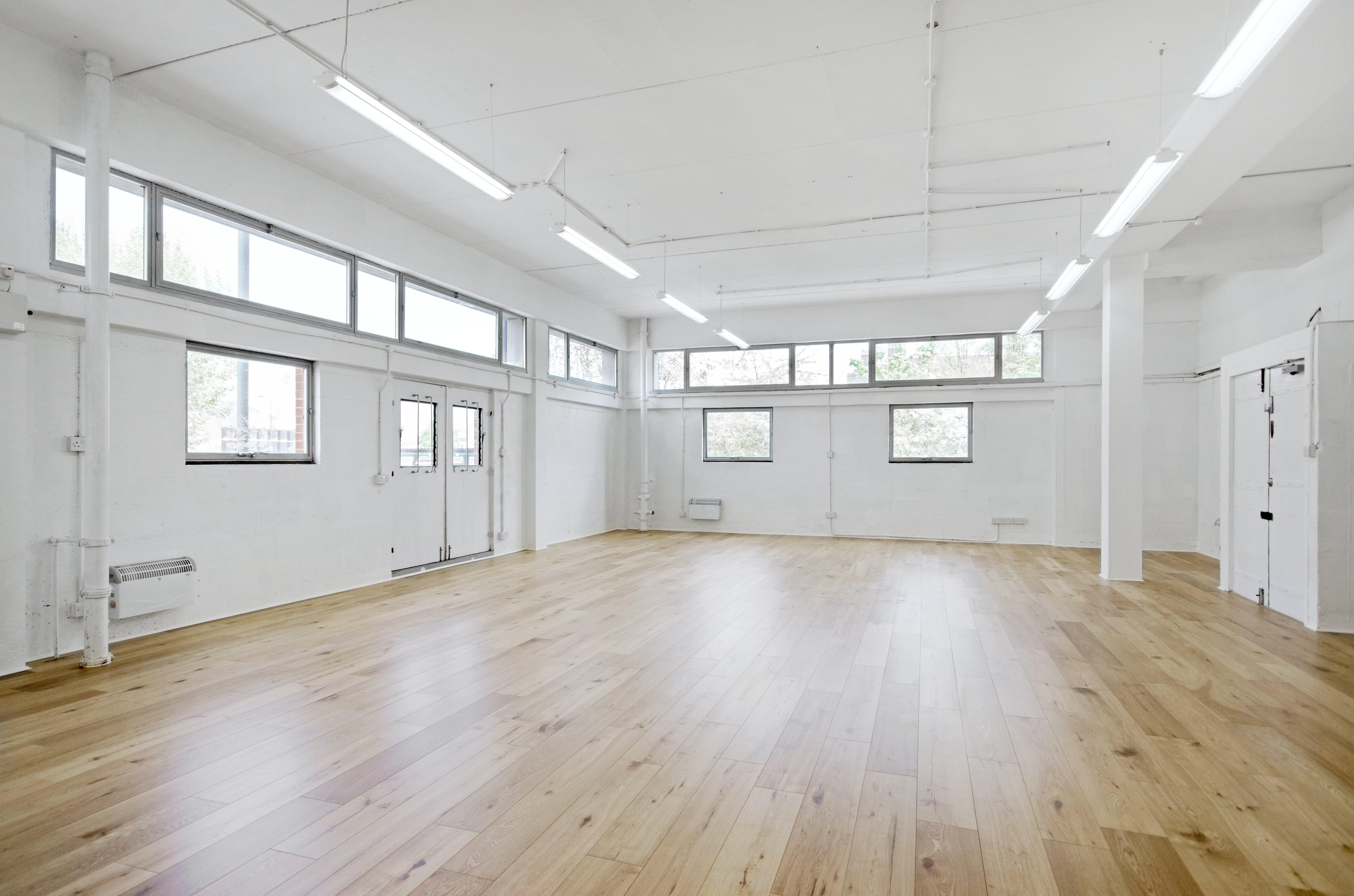 Workspace - Havelock Terrace
