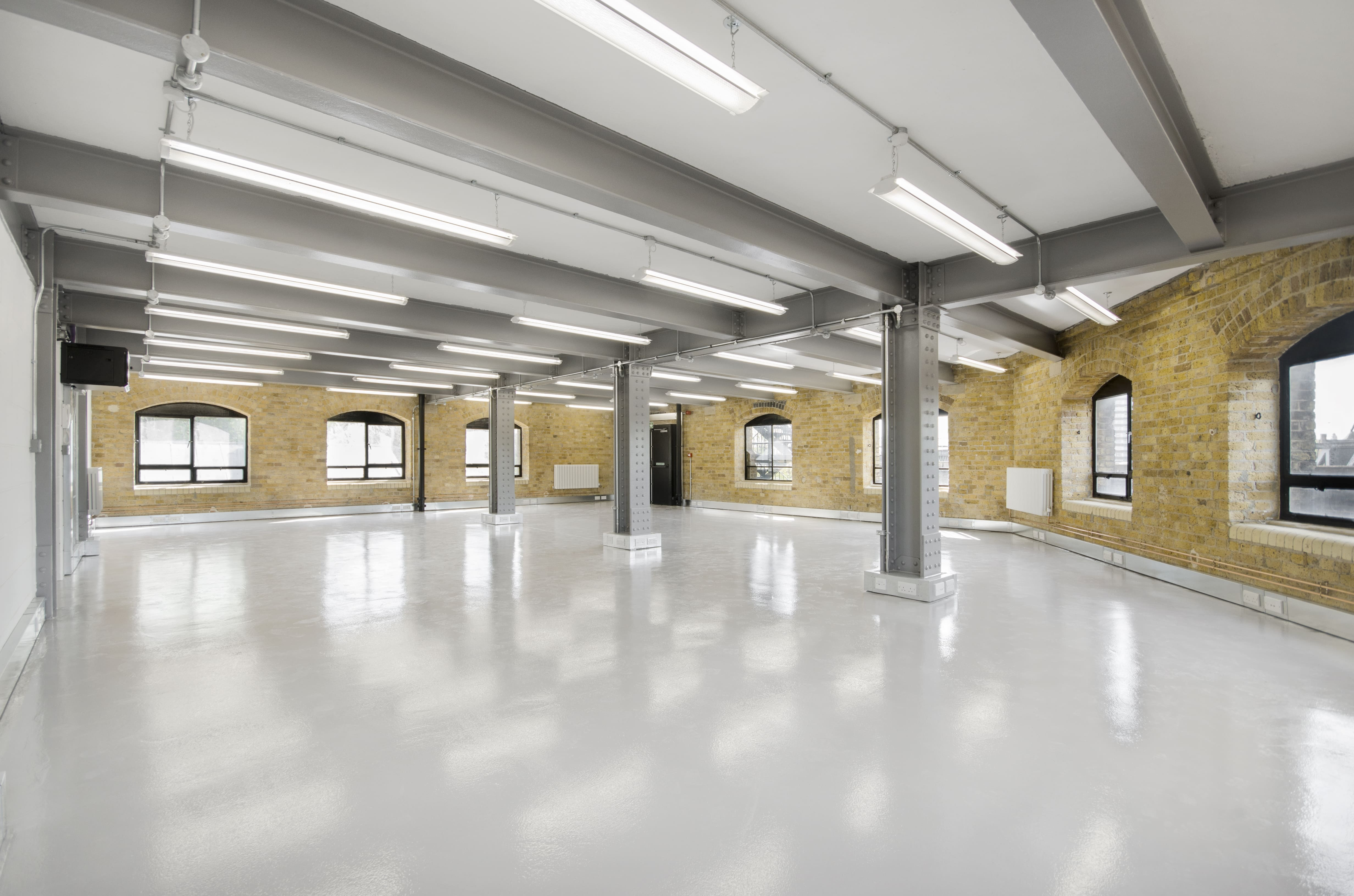 Workspace - The Biscuit Factory