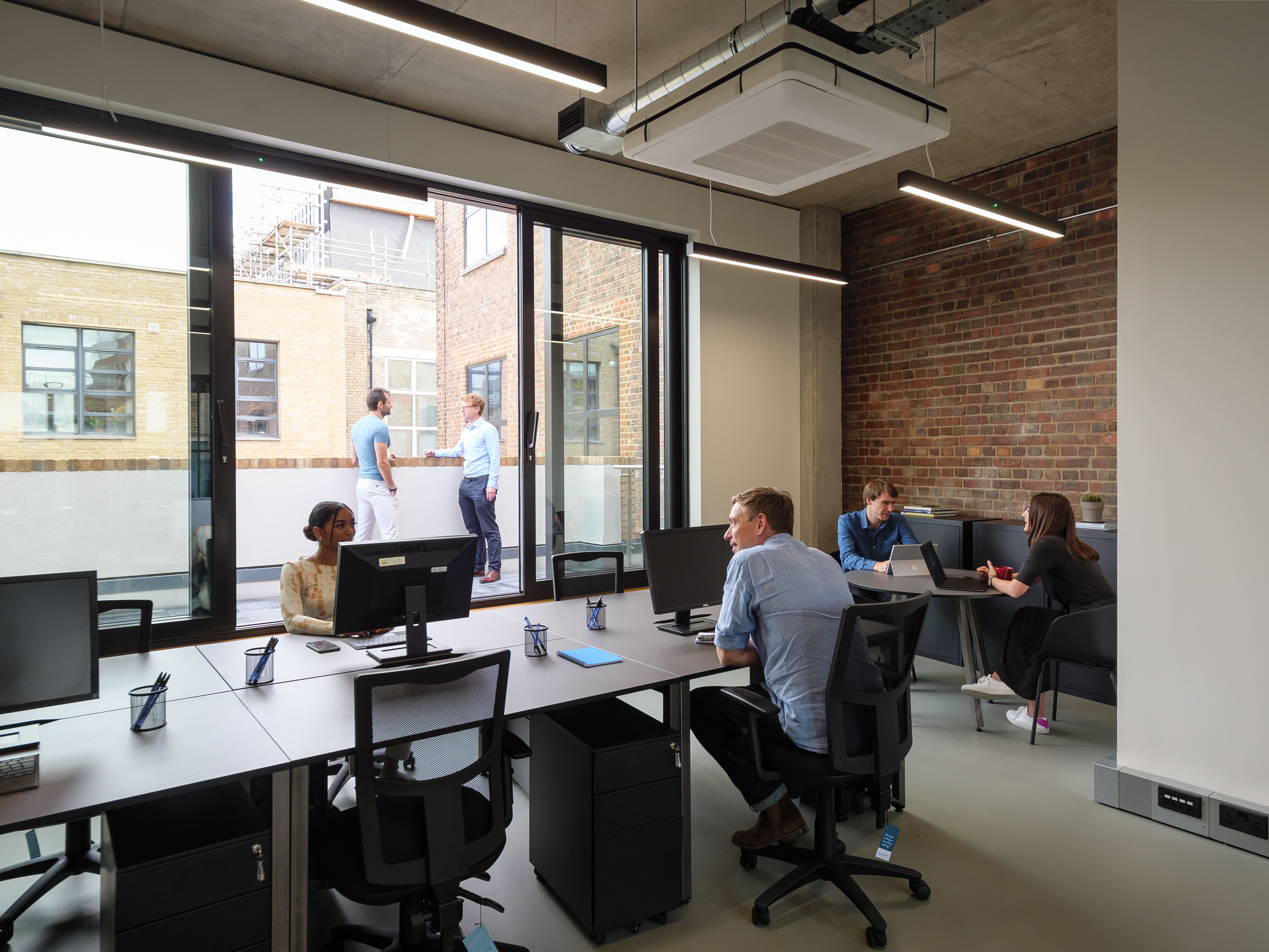 Workspace - Mare Street Studios
