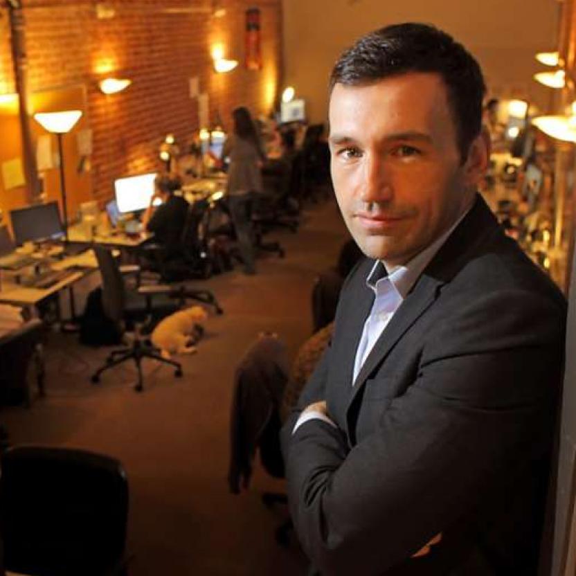 Meet the Boss: Ryan Howard, CEO of Practice Fusion