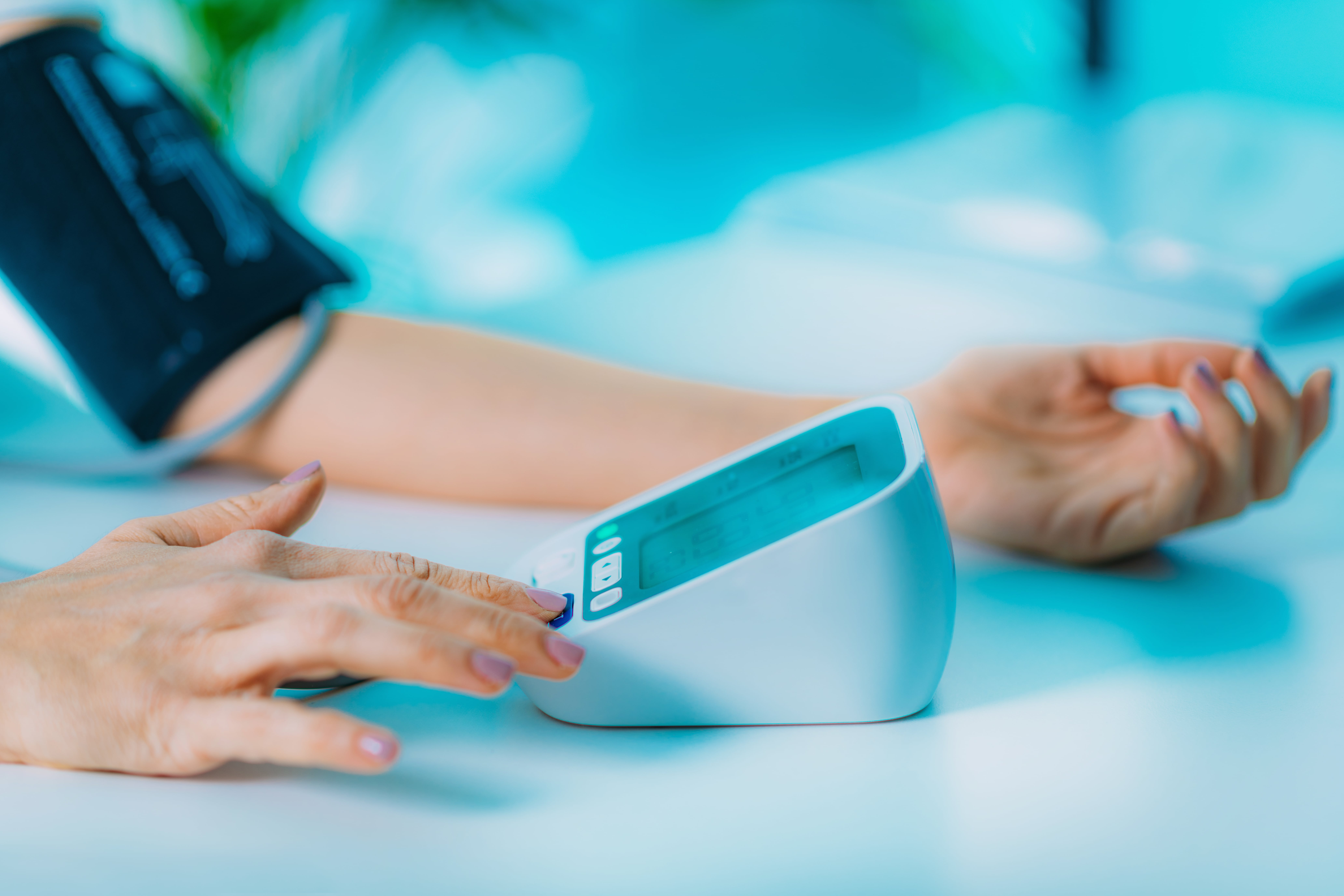 How accurate are home blood pressure monitors for remote patient monitoring?