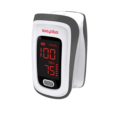 100Plus Pulse Oximeter