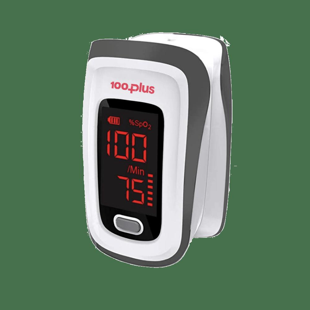 100Plus pulse oximeter