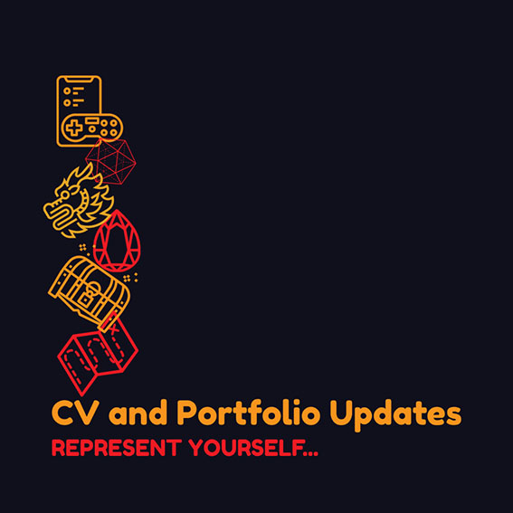 Updating your CV