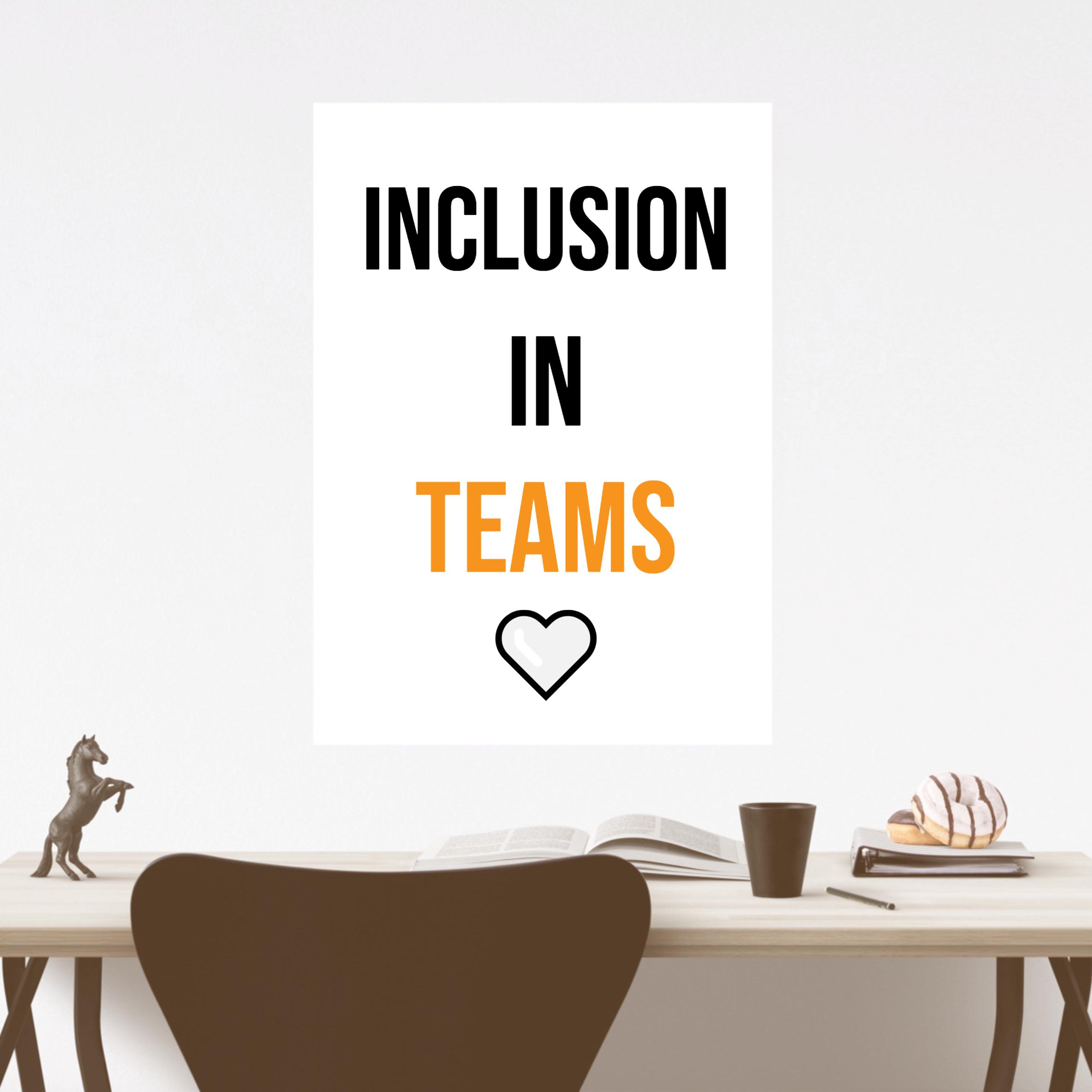 Inclusion in teams