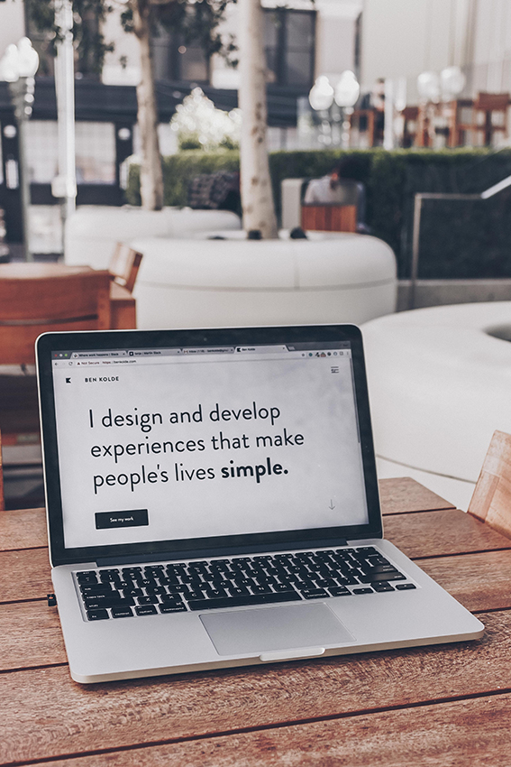 You know how to create brilliant user experiences and are used to creating new digital solutions.