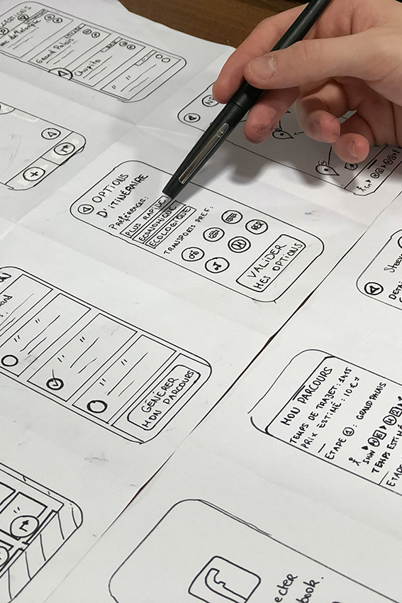 You know how to create high level prototypes, user flows, personas, and product strategy processes and roadmaps.