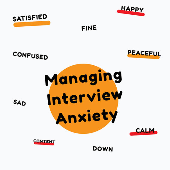 Managing Interview Anxiety