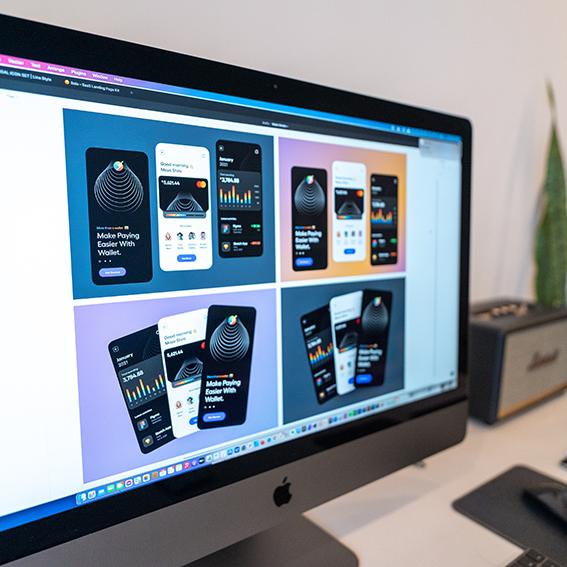 Designing Digital Services (UX/UI/Service)