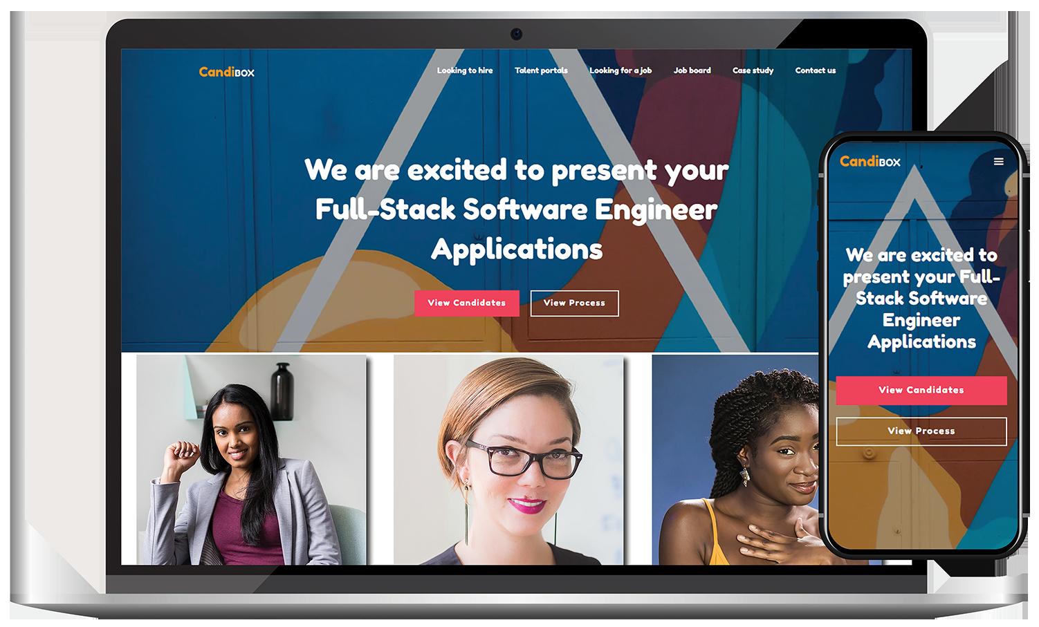 Recruitment Platform Talent Applicant Tracking System