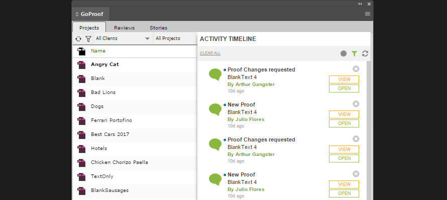 activity-timeline-adobe-creative-cloud-extension-goproof