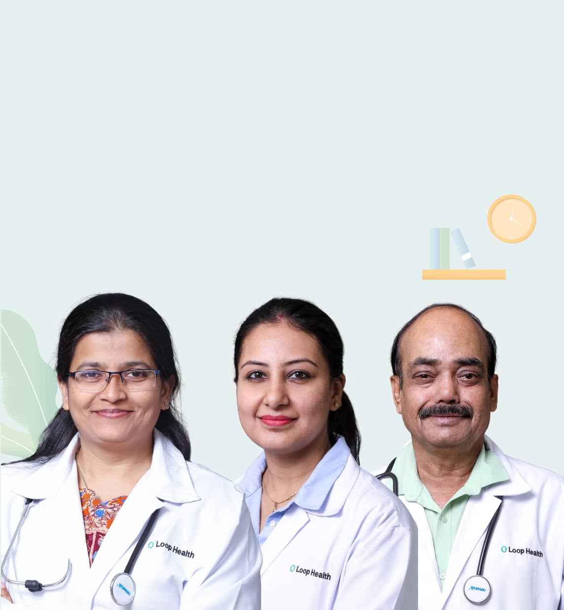 Consult with our team of doctors