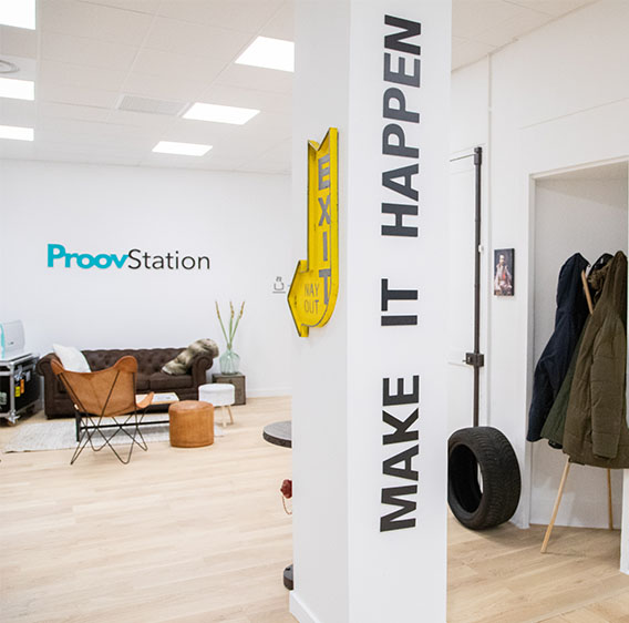 ProovStation team
