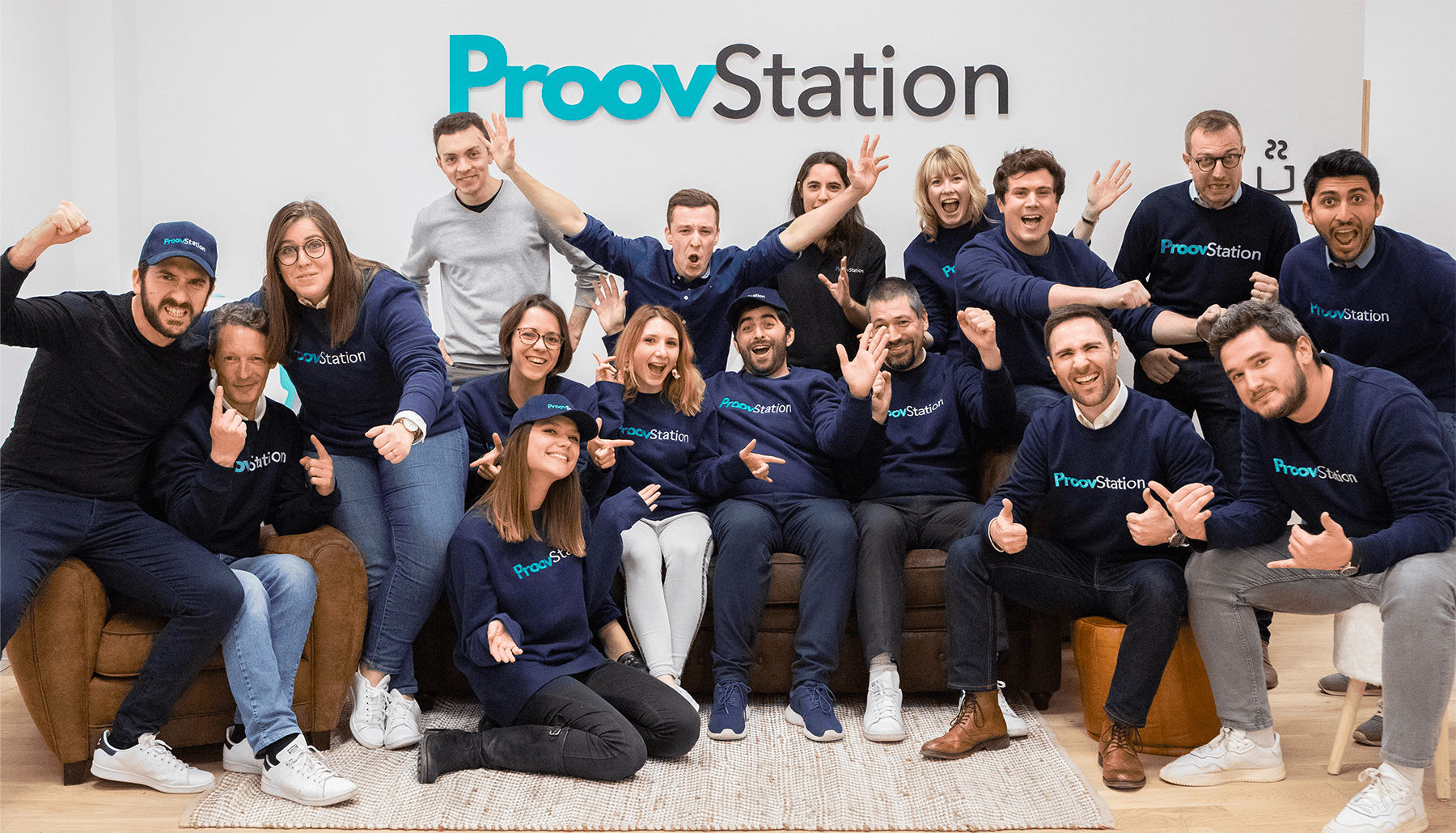 ProovStation team