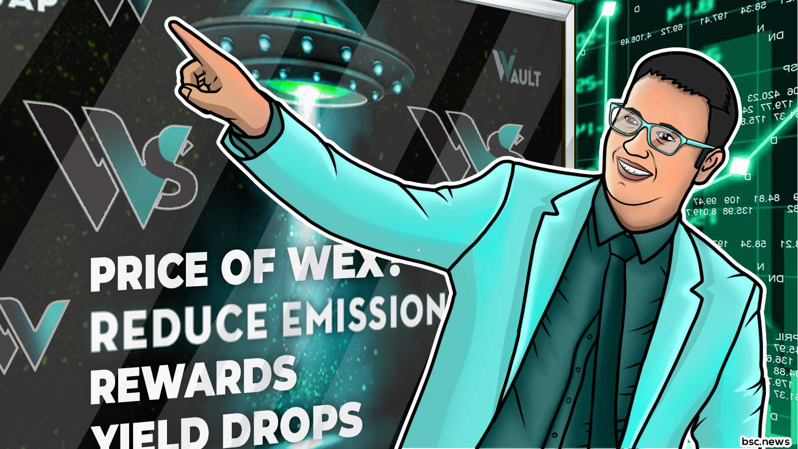 WaultSwap Announces Reduced Emission In The Near Future To Improve WEX Value