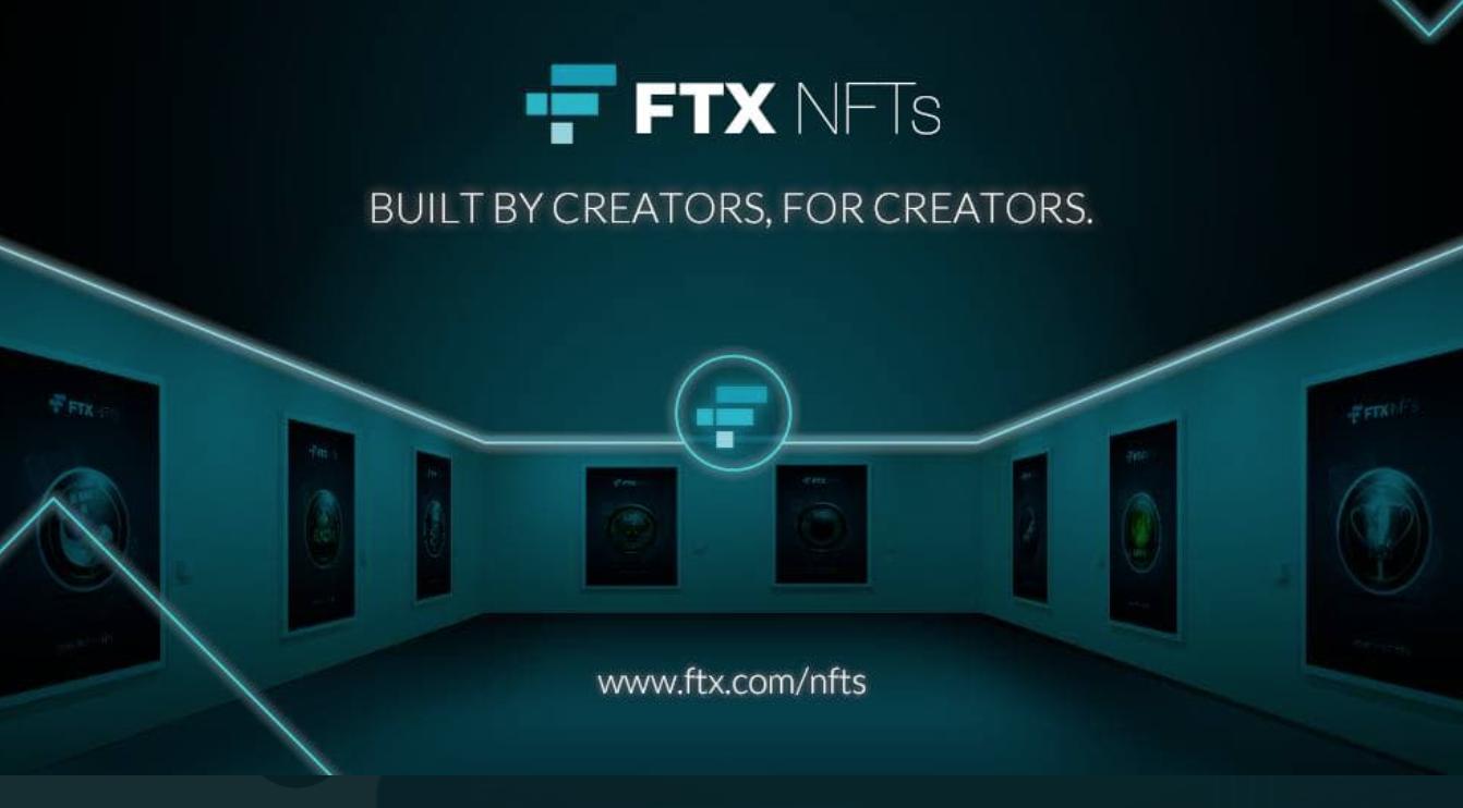 FTX Follows Binance and Gemini in Launching NFT Marketplace