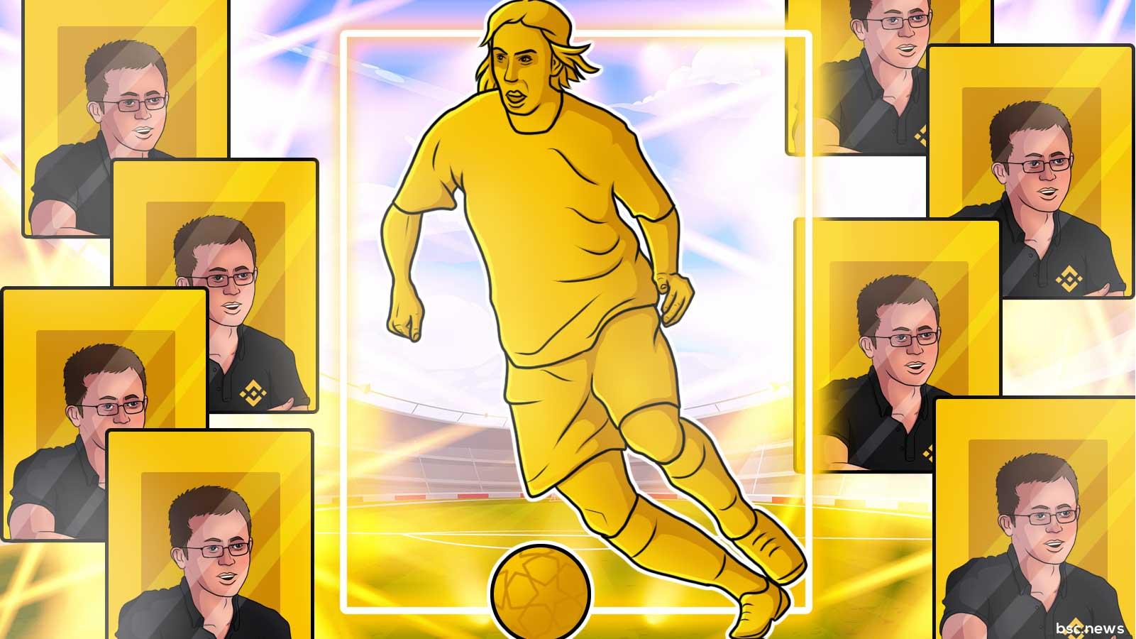 Ex-Real Madrid Player, Guti, Set for Binance NFT Listing, CZ Approves?