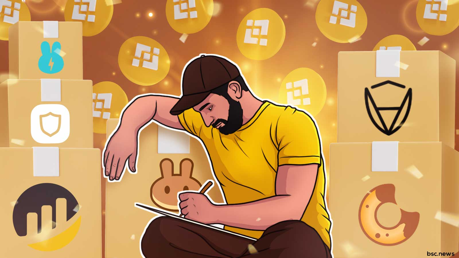 Binance Awards These 6 Binance Smart Chain Protocols as the Projects of the Year