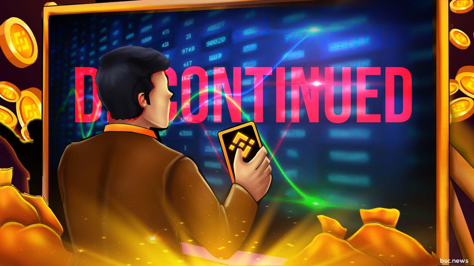 Binance Exchange to Discontinue Stock Tokens Amidst Regulatory Wave