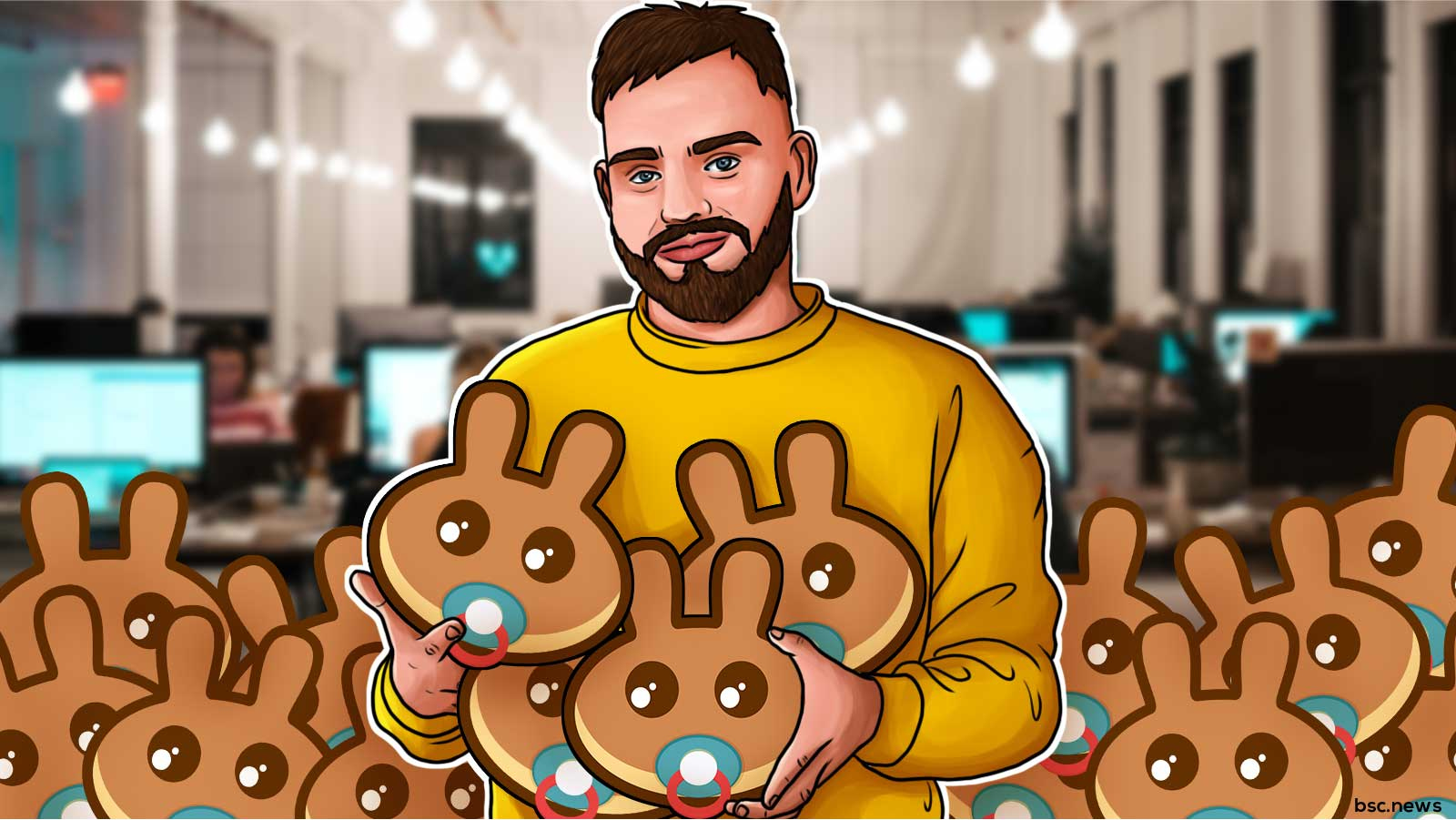 BabyCake Exposes Users to Extreme Rewards at the Expense of Massive Volatility
