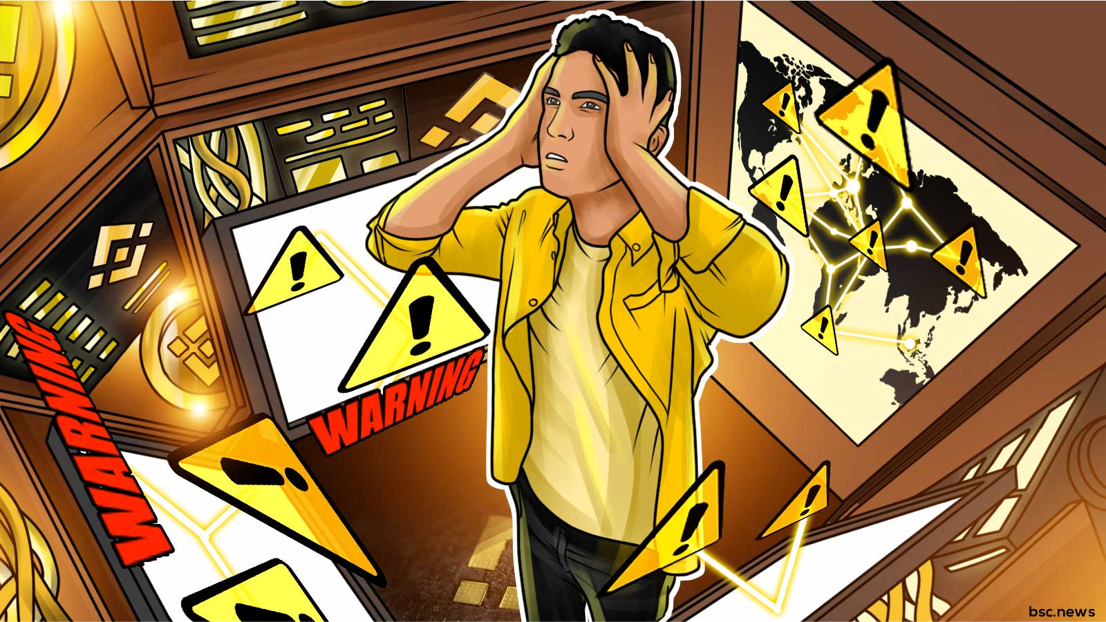 Binance Lays Out Response to Regulatory Clampdown