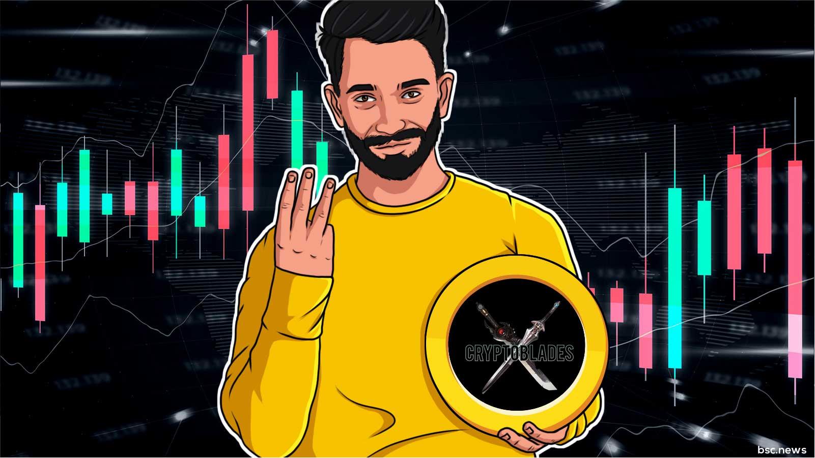 3 Reasons Why CryptoBlades $SKILL Token Corrected 70%+ Over 7 Days