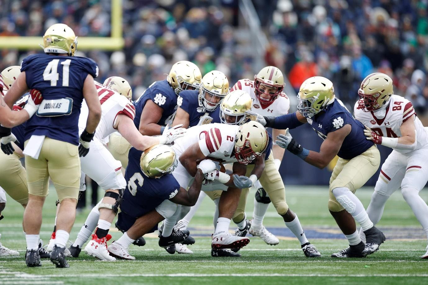 College Football: Why aren't there more Catholic D-I FBS programs?