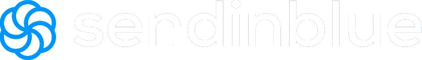 Sendinblue Logo White