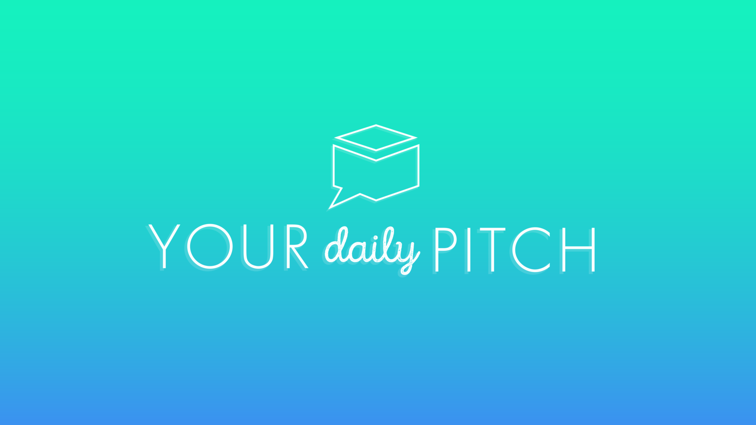 The Daily Pitch