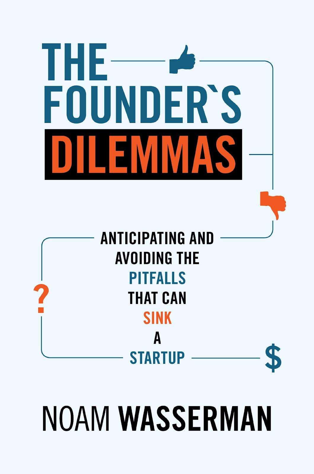 Best audio books for entrepreneurs #5: The Founder's Dilemmas