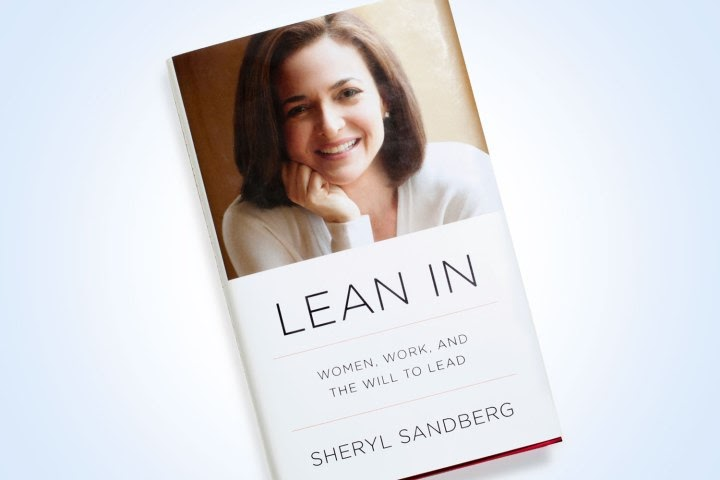 Best business audiobooks #20: Lean In