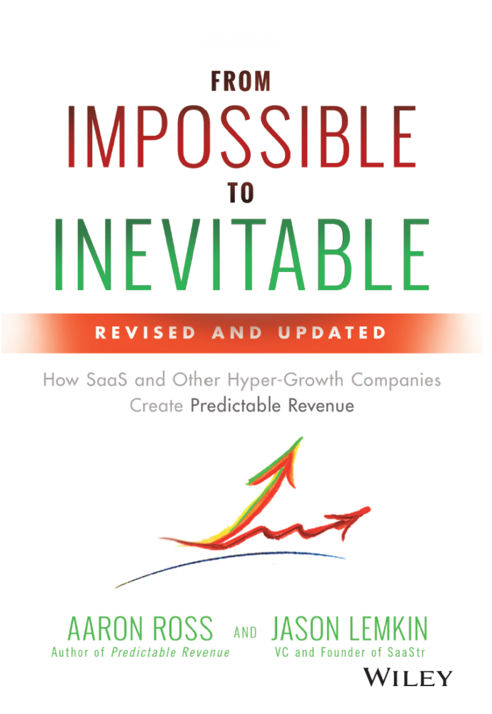 Best audio books for entrepreneurs #27: From Impossible to Inevitable
