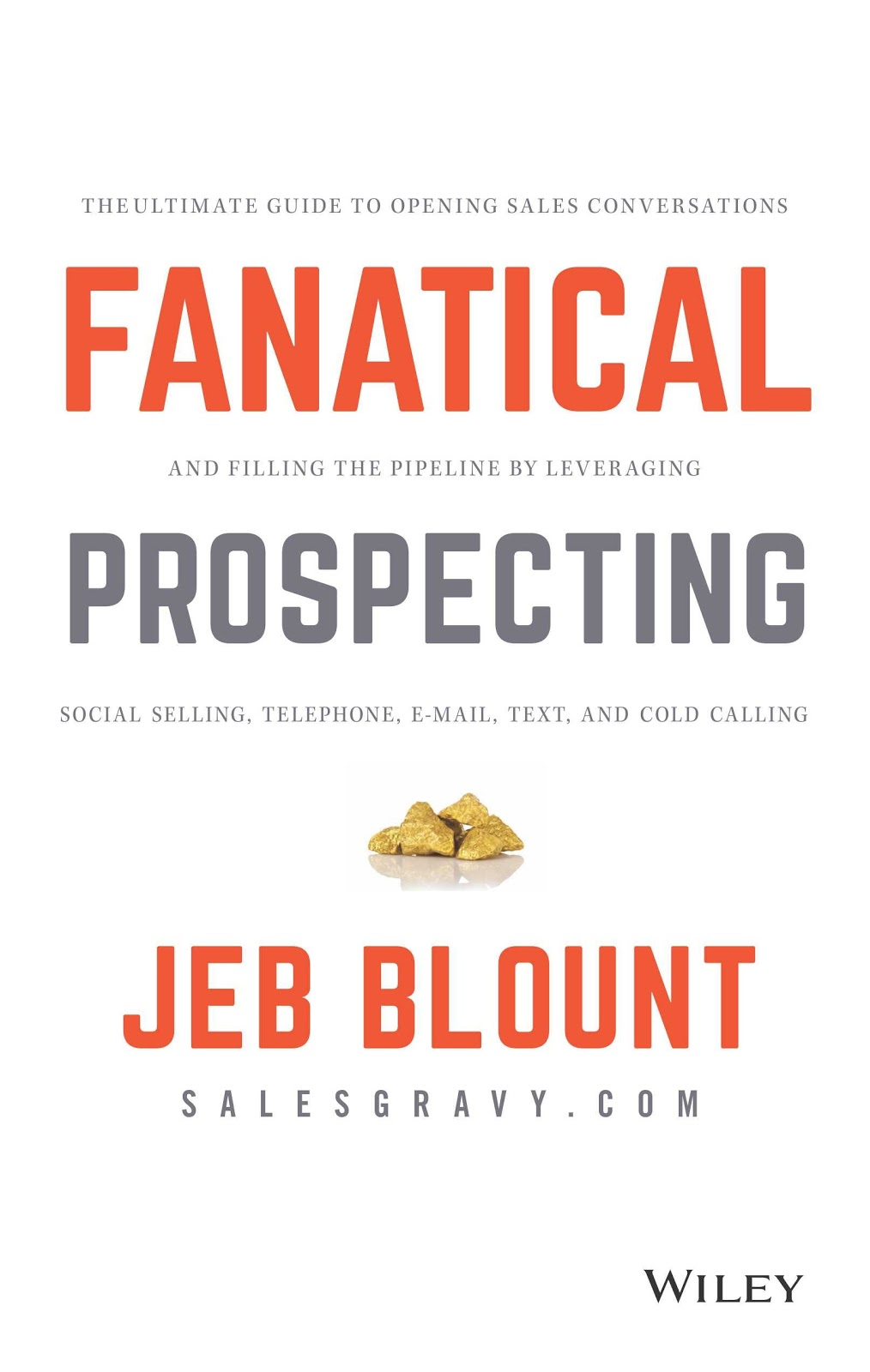 Business audio books free #25: Fanatical Prospecting